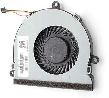 3CTOP - Ventilador de refrigeración para Ordenador portátil HP 15 ...