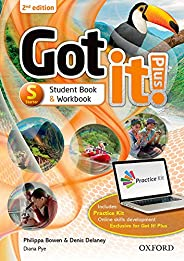 Got It! Plus - Starter Level. Student's Book Pack: Get it all with Got it! 2nd edit