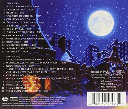 TRANS-SIBERIAN ORCHESTRA - Tales of Winter: Selections From Tso ...