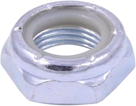 "Nylon Insert Locknut 5//16/""-24 Fine Thread Nyloc NTE Thin Zinc Plated"