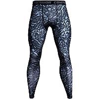 Pantalones Largos de Moda Impresos Medias de los