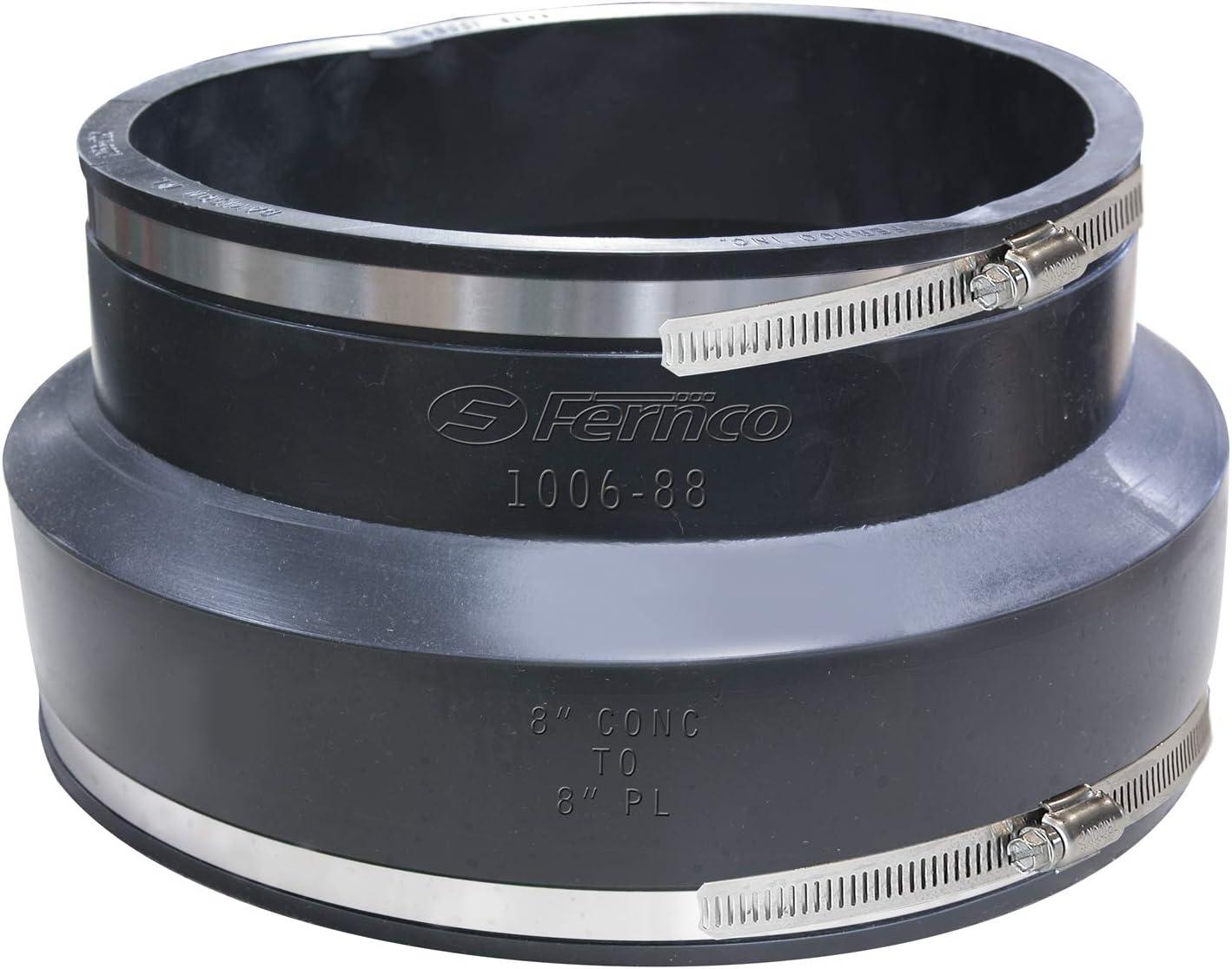 1006-88 Fernco 8 x 8 Flexible Coupling