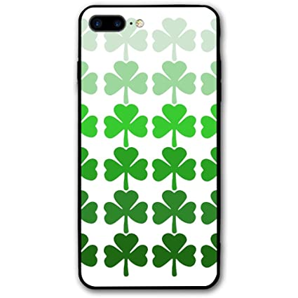 picture about Printable Phone Case titled : RONG FA Shamrock Ombre Printable Apple Cellular