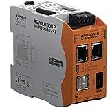 産業⽤ラズベリーパイ インターフェース拡張版REVOLUTION PI RevPi Connect(BCM2837, 1.2 GHz, クアッドコア, 1GB RAM, 4GB eMMC)