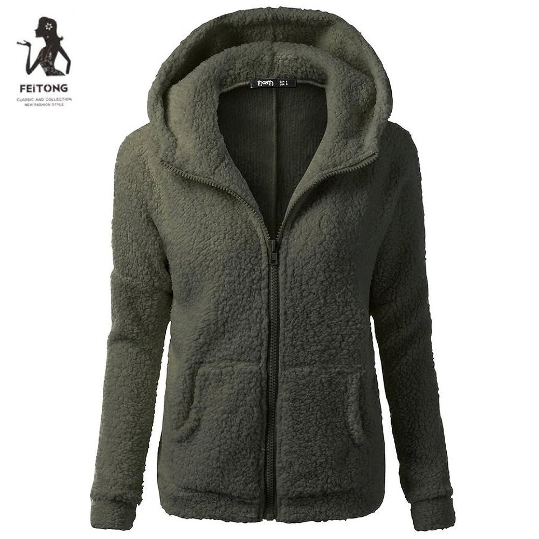 KaiCran Fashion sweatshirt for Women Hooded Sweater Coat Winter ...