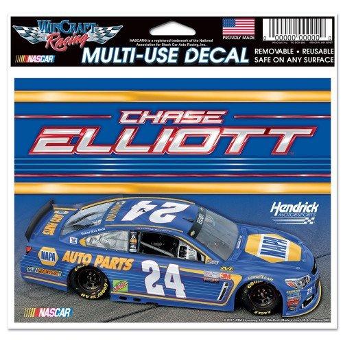 Bill Elliott Flags - Wincraft Chase Elliott #24 NASCAR 5