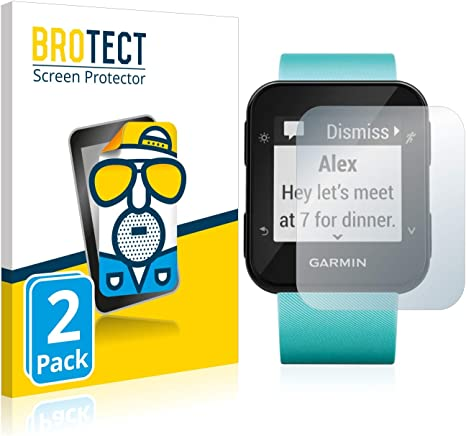 2x Garmin eTrex Touch 25 Mat Film Protecteur Anti-Reflets Protection Écran
