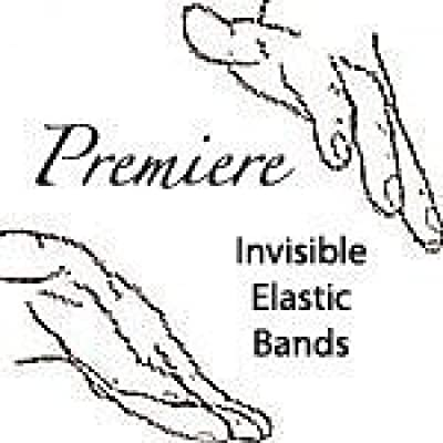 Royal Premier Invisible Elastic Bands - The Professional Magician's Choice by Royal: Toys & Games