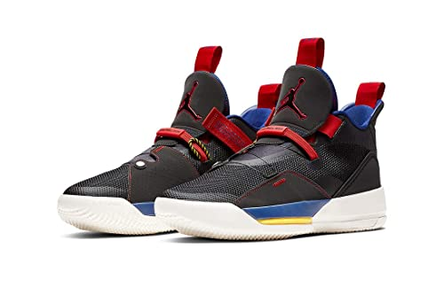 Black 'TECH Pack' Basketball Shoes