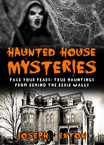 Haunted House Mysteries Hauntings Stories ebook product image