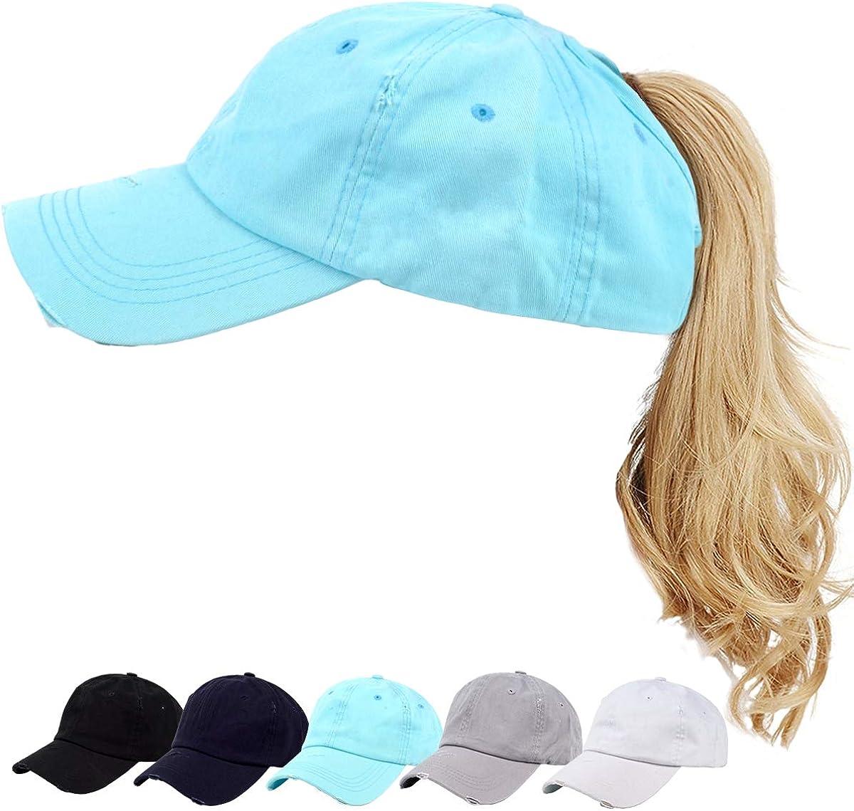 Women Ponytail Baseball Cap...