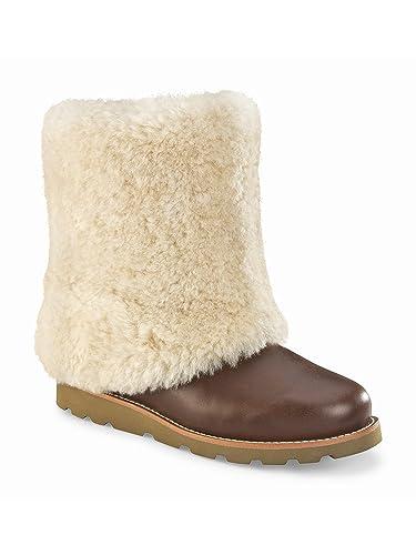 f04eb247cda Amazon.com | Ugg Australia Women's Maylin Leather Boot ...