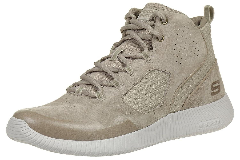 Skechers Depth Charge DRANGO Herren Sneaker Outdoor Schuhe Taupe Beige Tpe
