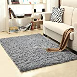 #5: LOCHAS Ultra Soft Indoor Area Rugs Fluffy Living Room Carpets Suitable for Children Bedroom Home Decor Nursery Rugs