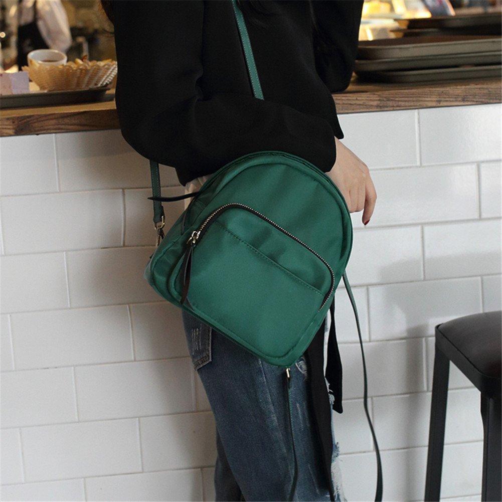 Z-joyee Mini Casual Backpack Purse Nylon Shoulder Bags for Women   Girls f8d72249681f6