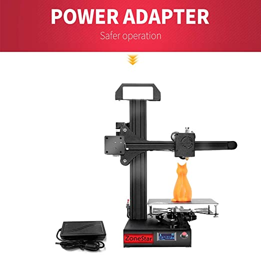ZMM DIY Kits de Impresora 3D, de Alta precisión de Auto-ensamblaje ...