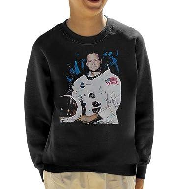 VINTRO La Camiseta de Neil Armstrong Kid Traje Espacial ...