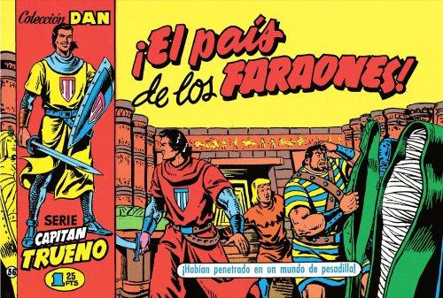 Descargar Libro El Capitán Trueno #8. ¡el País De Los Faraones! Víctor Mora