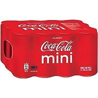 Coca-Cola Classic Mini Cans, 12 x 180ml