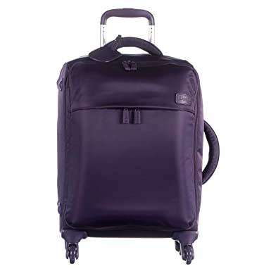 d390023d7374 Lipault - Original Plume Spinner 55 20 Luggage - Carry-On Rolling Bag for