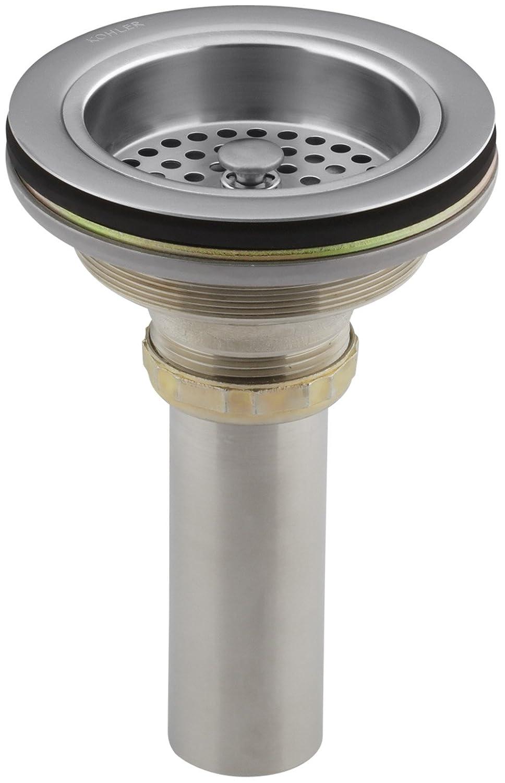 Kohler K-8801-CP Duostrainer Sink Strainer Polished Chrome