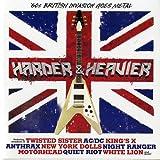 Harder & Heavier: 60's British Invasion ...