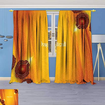 amazon com room darkening curtains curtain like indian inspired rh amazon com