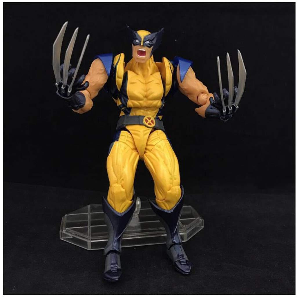 Huangyingui Figura de acción de Wolverine Revoltech ...