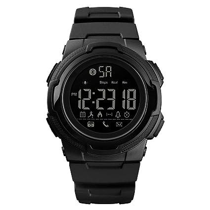 Amazon.com : Kariwell Smart Watch - Waterproof Bluetooth ...