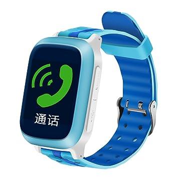 TKSTAR Smartwatch,Reloj para Niños,Los Niños Reloj Inteligente,Reloj Infantil Pulsera Inteligente Localizador Compatible con Smartphones,GPS ...