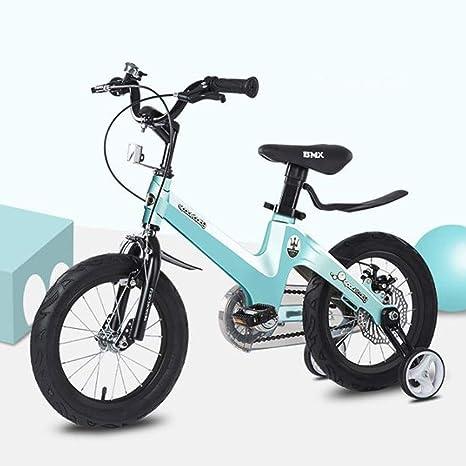 KY Bicicleta niños Balance Bike Niños Rueda de la Bici de 2-12 ...