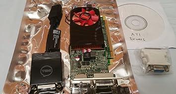 DELL 490-BCFS AMD Radeon R7 250 2GB - Tarjeta gráfica (AMD ...
