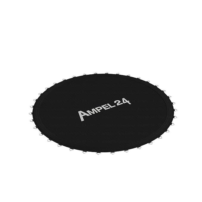 Ampel 24, Lona de salto de reemplazo para cama elástica con diametro de 183 cm | 36 ojales | costura décupla | resistente | carga max 100kg: Amazon.es: ...