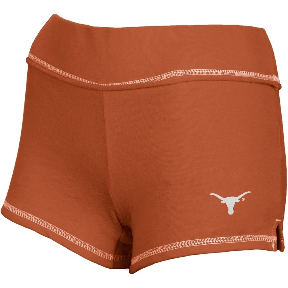 Texas - Team Girls Youth Shorts - 10 - Orange