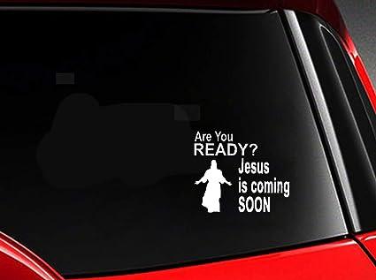 Jesus Cross Sticker Car Auto Truck Vinyl Laptop Motorcycle Window Wall Van Decal