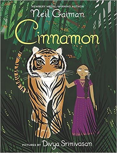 Cinnamon -- Neil Gaiman