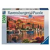 Ravensburger Mediterranean Flair Jigsaw Puzzle (1500-Piece)