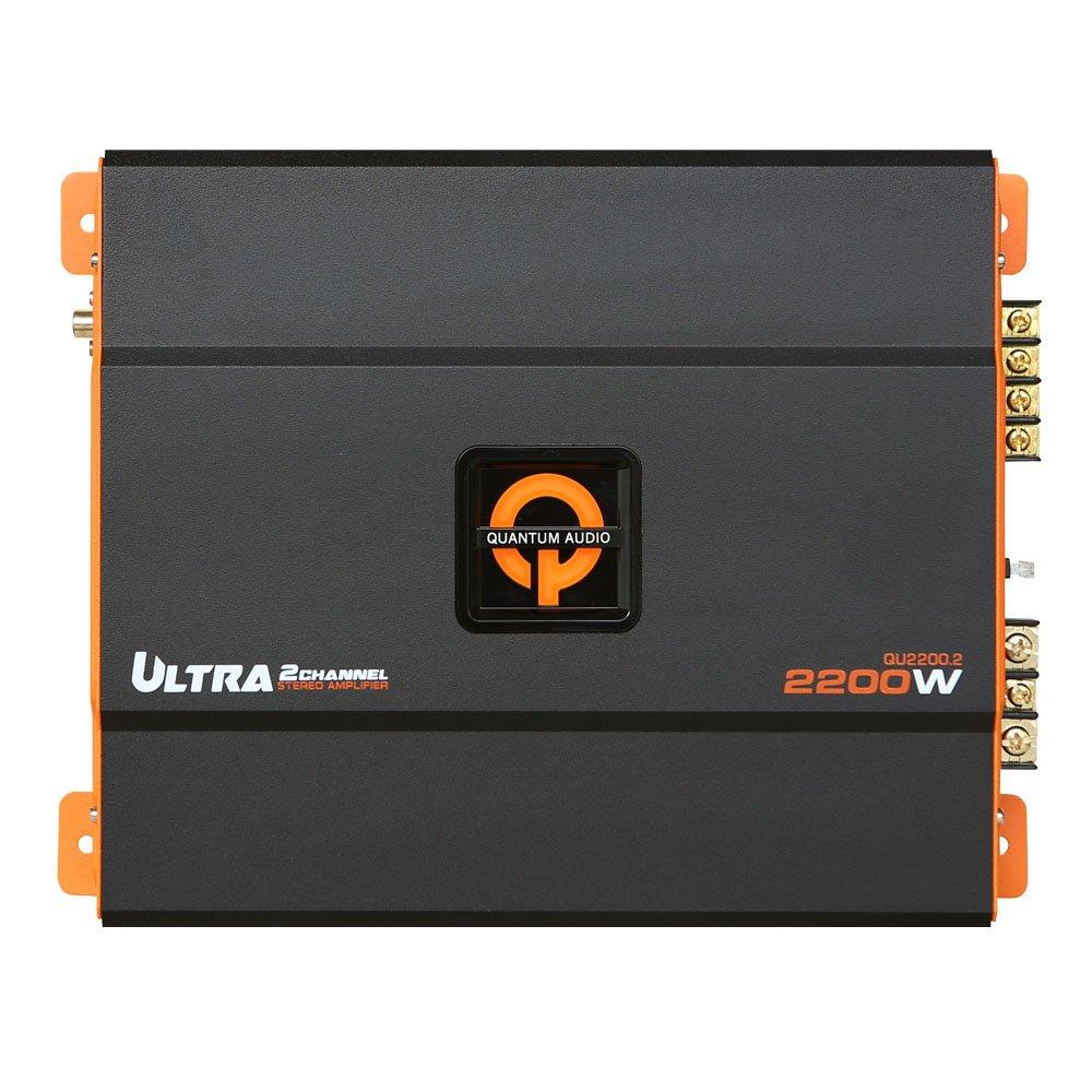 Quantum QU2200.2 2 Channel Amplifier 2200W