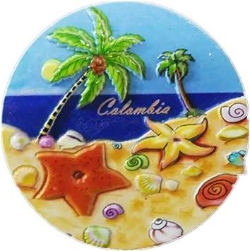 3D Resin Fridge Magnet Tourist Travel Souvenir Memorabilia Dominican