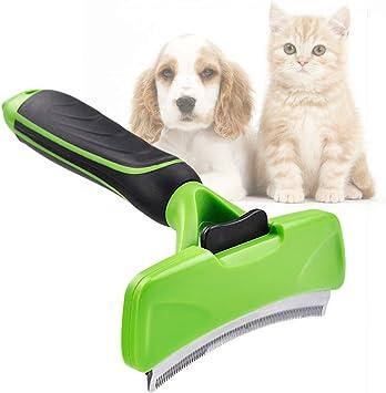 Cepillo Pelo Muerto para Perros y Gatos de Pelo Largo o Corto ...