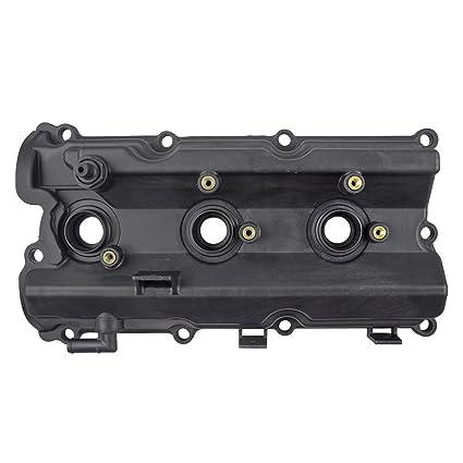 edea1cc1211 Amazon.com  Passengers Engine Valve Cover w Gasket Kit Replacement for  Infiniti FX35 G35 M35   M35X Nissan 350Z 13264-AM600  Automotive