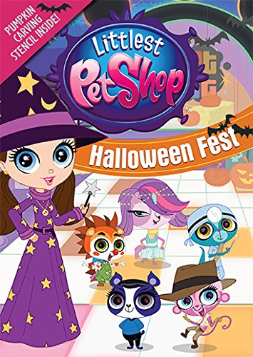 Littlest Pet Shop: Halloween Fest (Good Halloween Animated Movies)