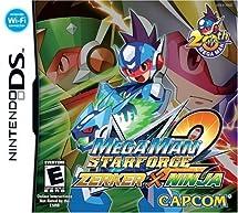 Mega Man Star Force 2 Zerker X Ninja ... - Amazon.com