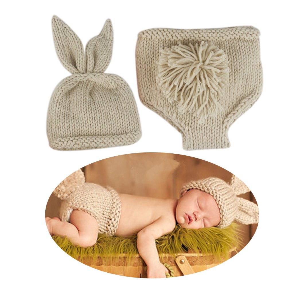 Amazon.com: Doiber 1 pc Warm and Fashion Newborn Boy Girl Baby ...