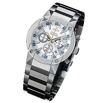 44617603f2 ヴィヴィアンウエストウッド vivienne westwood メンズ 腕時計 クロノグラフ2 MウォッチSV シルバー VW20D5-