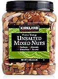 Kirkland柯克兰无盐混合坚果1.13kg( 美国品牌)