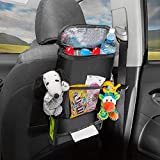 Waybread Car Backseat Organizer/Cozy Insulated Auto Bag/Make Travel Comfortable