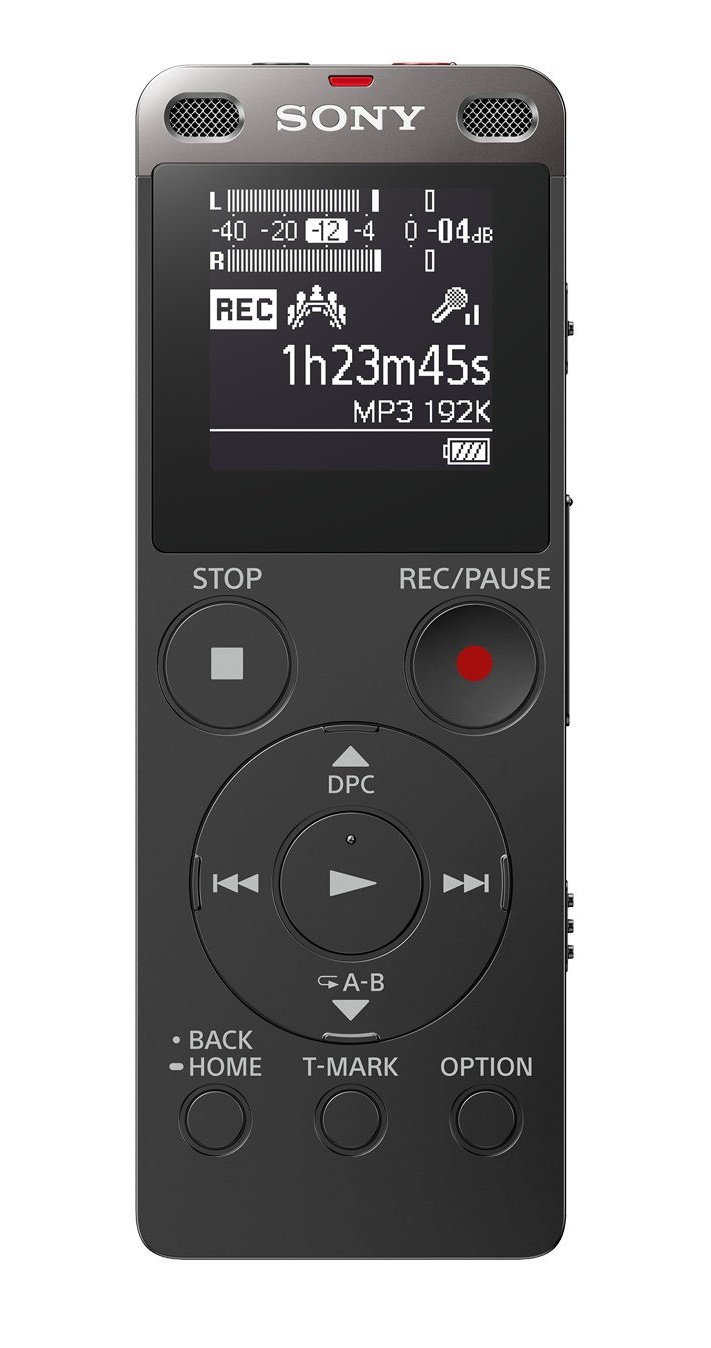 Amazon.com: Sony ICD-UX560 Stereo Digital Voice Recorder w/Built-in USB w/  32GB Card: Electronics