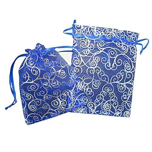 Decorative Organza Bags - 3