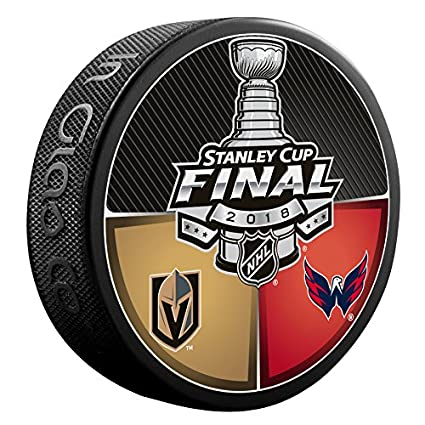 e7866656e Image Unavailable. Image not available for. Color  2018 NHL Stanley Cup  Playoff Final (Las Vegas Golden Knights vs. Washington Capitals Dueling